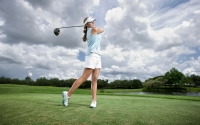 A Woman's Guide to Playing Golf