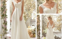 Unique Vintage Wedding Dresses