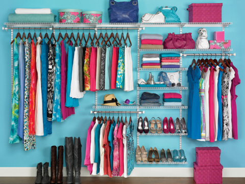 Closet Organizing Tips Picture