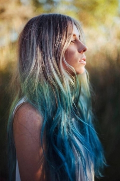 Ombre Hair Color Ideas Picture