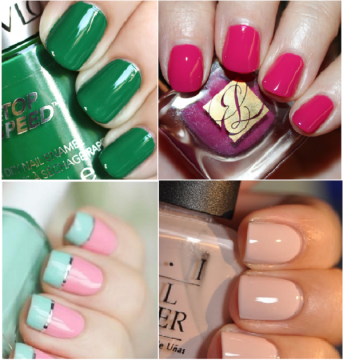 The Latest Trends In Spring Nail Designs Picture